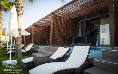 Turkija. Sidė. Adora Calma Beach Hotel