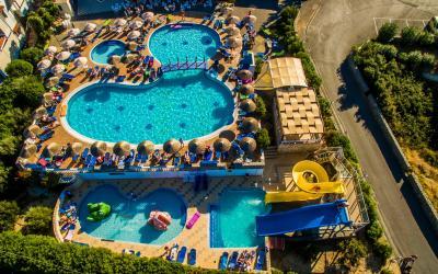 Graikija. Kretos sala. Cherosnisos. Mediterraneo Hotel