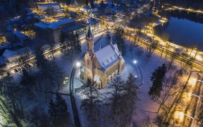 Druskininkų Švč. Mergelės Marijos Škaplierinės bažnyčia