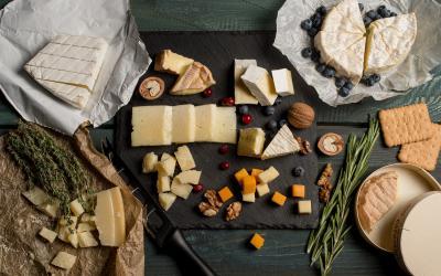 Sūrių degustacija