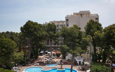 Ispanija. Kosta Dorada. Salou. Best Mediterraneo