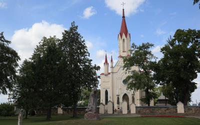Musninkų Švč. Trejybės bažnyčia