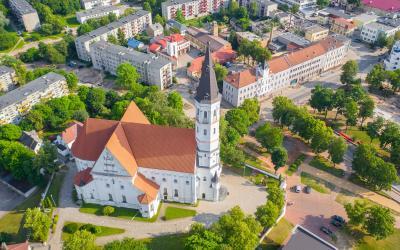 Šiaulių panorama