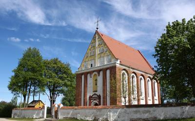 Skarulių šv. Onos bažnyčia