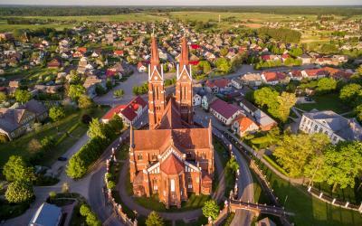Švėkšnos Šv. Apaštalo Jokūbo bažnyčia