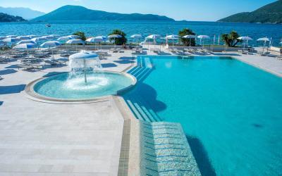 Juodkalnija. Herceg Novis. Igalo. Palmon Bay Hotel & Spa