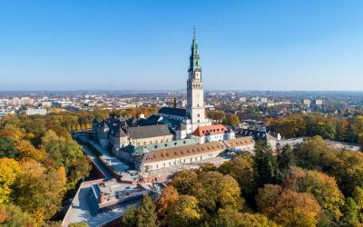 Jasna Góra vienuolynas, Čenstakava