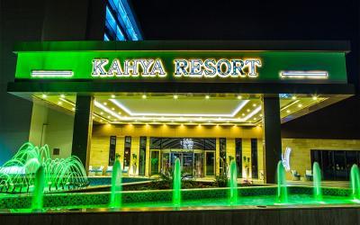 Turkija. Alanija. Konaklis. Kahya Resort Aqua & Spa
