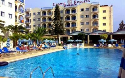 Kipras. Protaras. Crown Resorts Elamaris