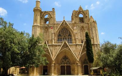Kipras. Famagusta
