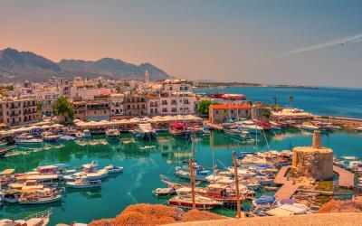 Kipras. Kirenija