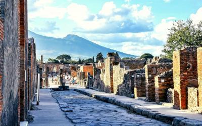 pompeii vesuvio