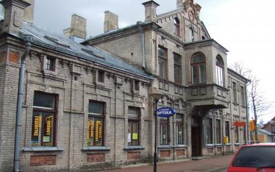 Banko pastatas