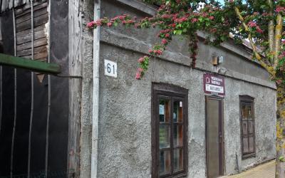 Jurbarko žydų namai